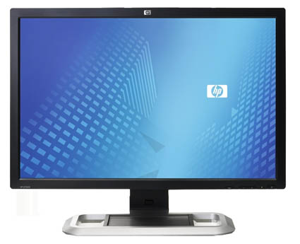 repair hp lcd monitor